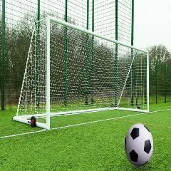 19 Off 7v7 Soccer Goal Net Football Goal Net Size L 550cm W 120cm H 170cm Polypropylene Football Net Soccer Net For 7 Soccer Goal Soccer Soccer Goal Post