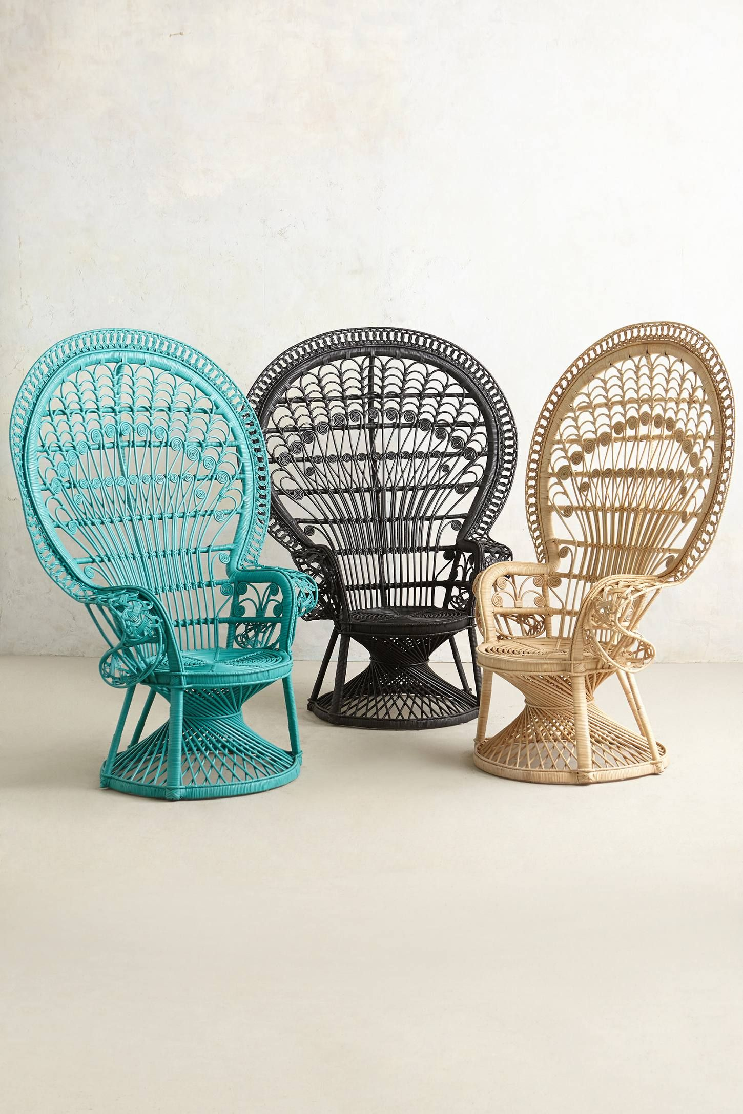 Reina Chair | Mimbre, Muebles mimbre y Sillas
