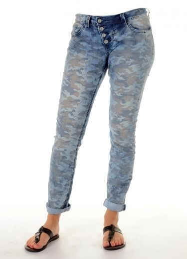 JEANS DAMES MALIBU BUENA VISTA licht blauw Buena Vista | Expresswear.nl