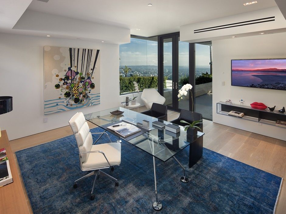 Contemporary architectural house on sunset strip 09 myhouseidea