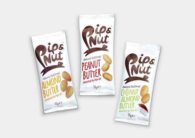 Pip & Nut on Packaging of the World - Creative Package Design Gallery