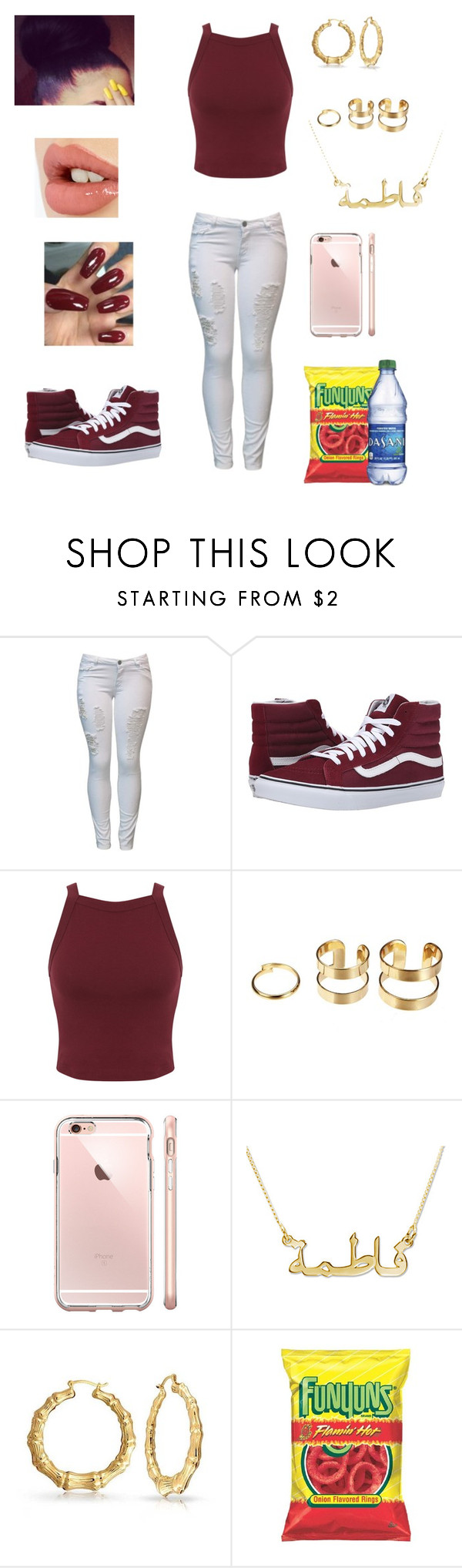"""""""- Yeah, She's Cute - [March 8, 2016]"""" by swaggfashion ❤ liked on Polyvore featuring Vans, Miss Selfridge, Bling Jewelry and Charlotte Tilbury"""