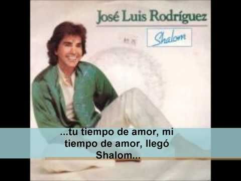Grandes Crooner Vídeo De Shalom De José Luis Rodríguez El Puma De Jose Luis Rodriguez Musica Del Recuerdo Musica Para Recordar