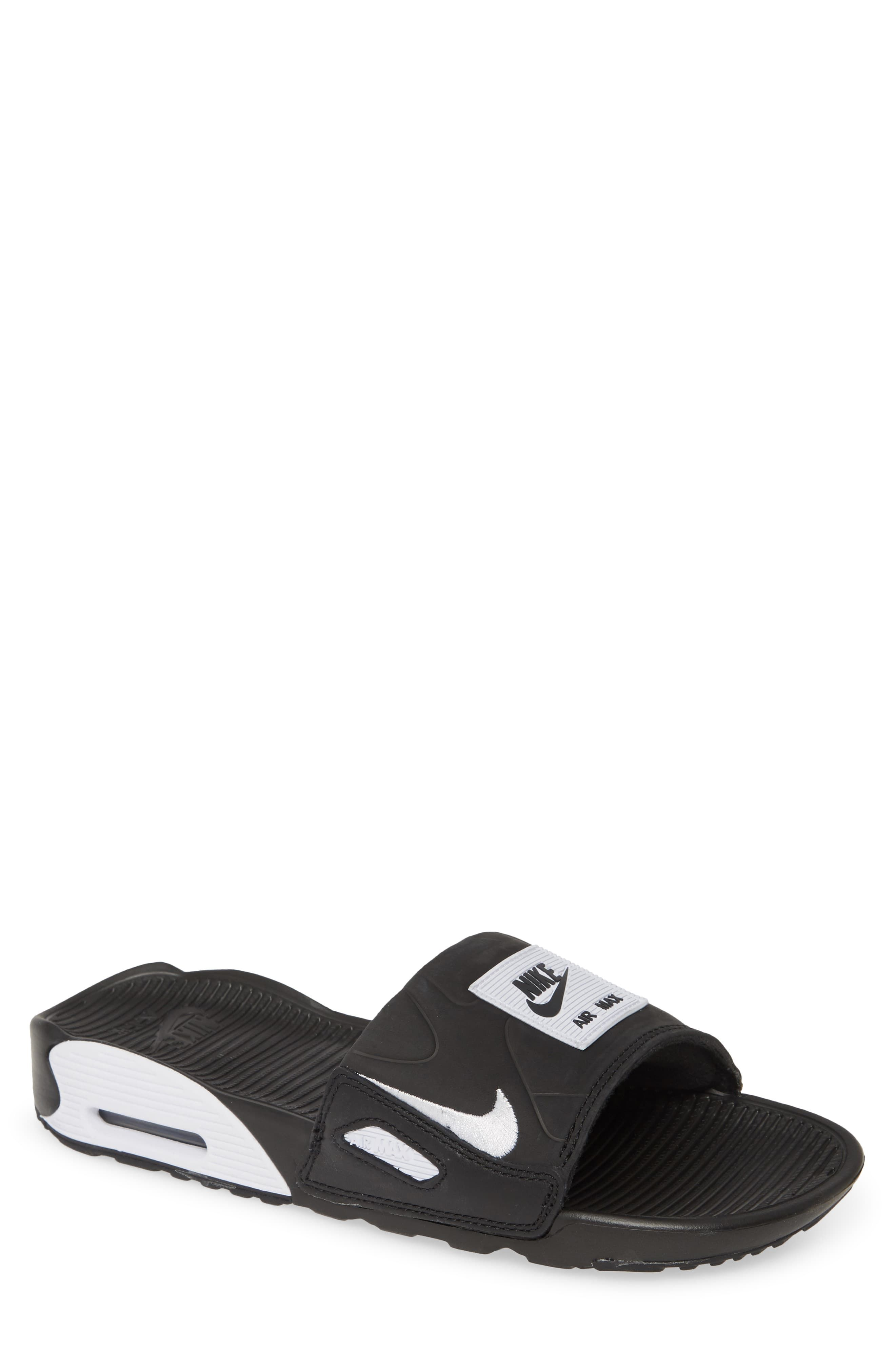 Nike Air Max 90 Sport Slide (Women)   Nordstrom   Nike air max 90 ...
