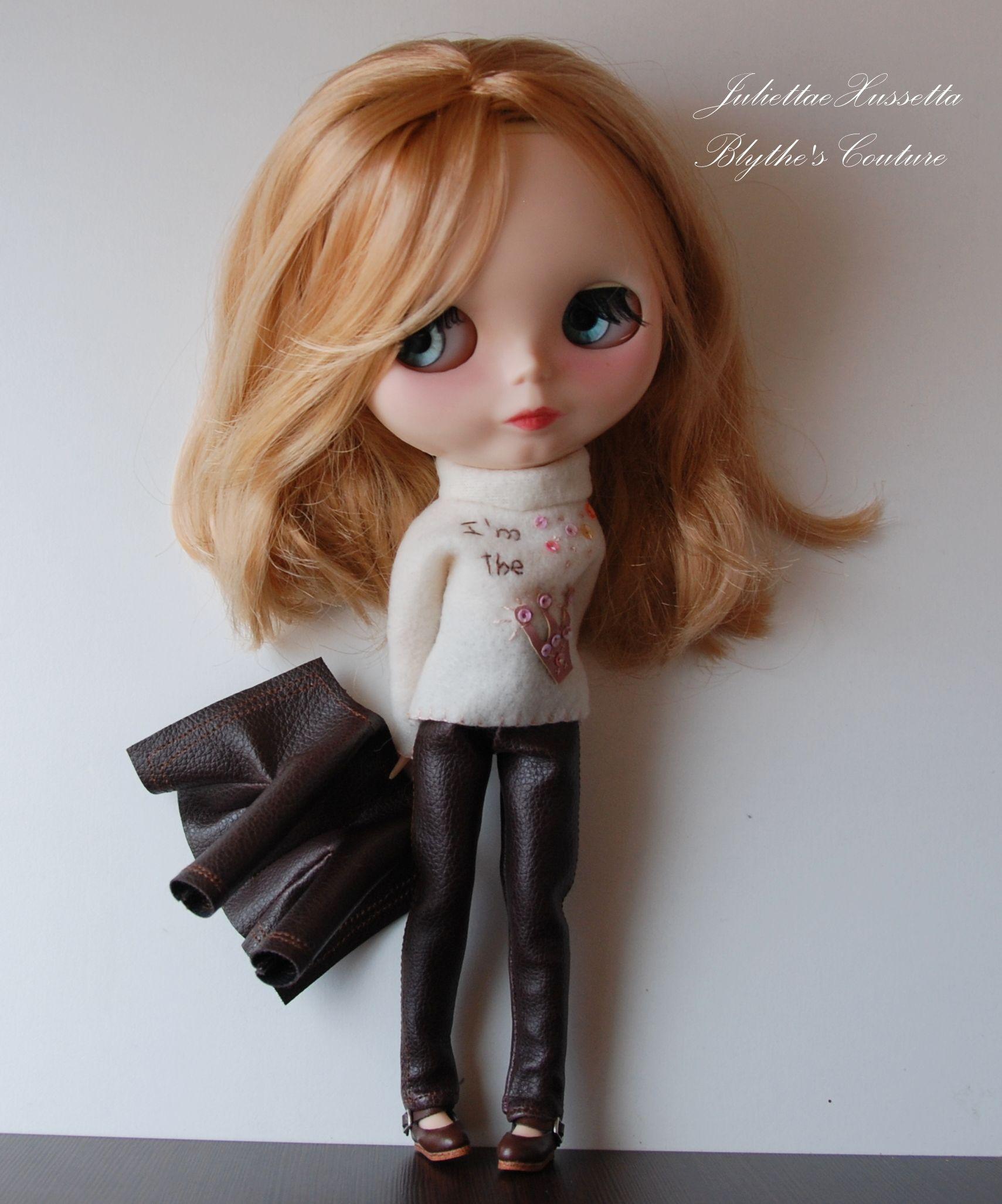 Blythe by JuliettaeXussetta