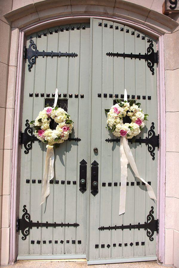 Beautiful church doors; NC