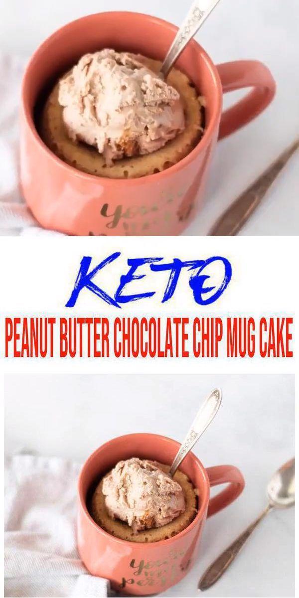 Keto Mug Cake Microwave Peanut Butter