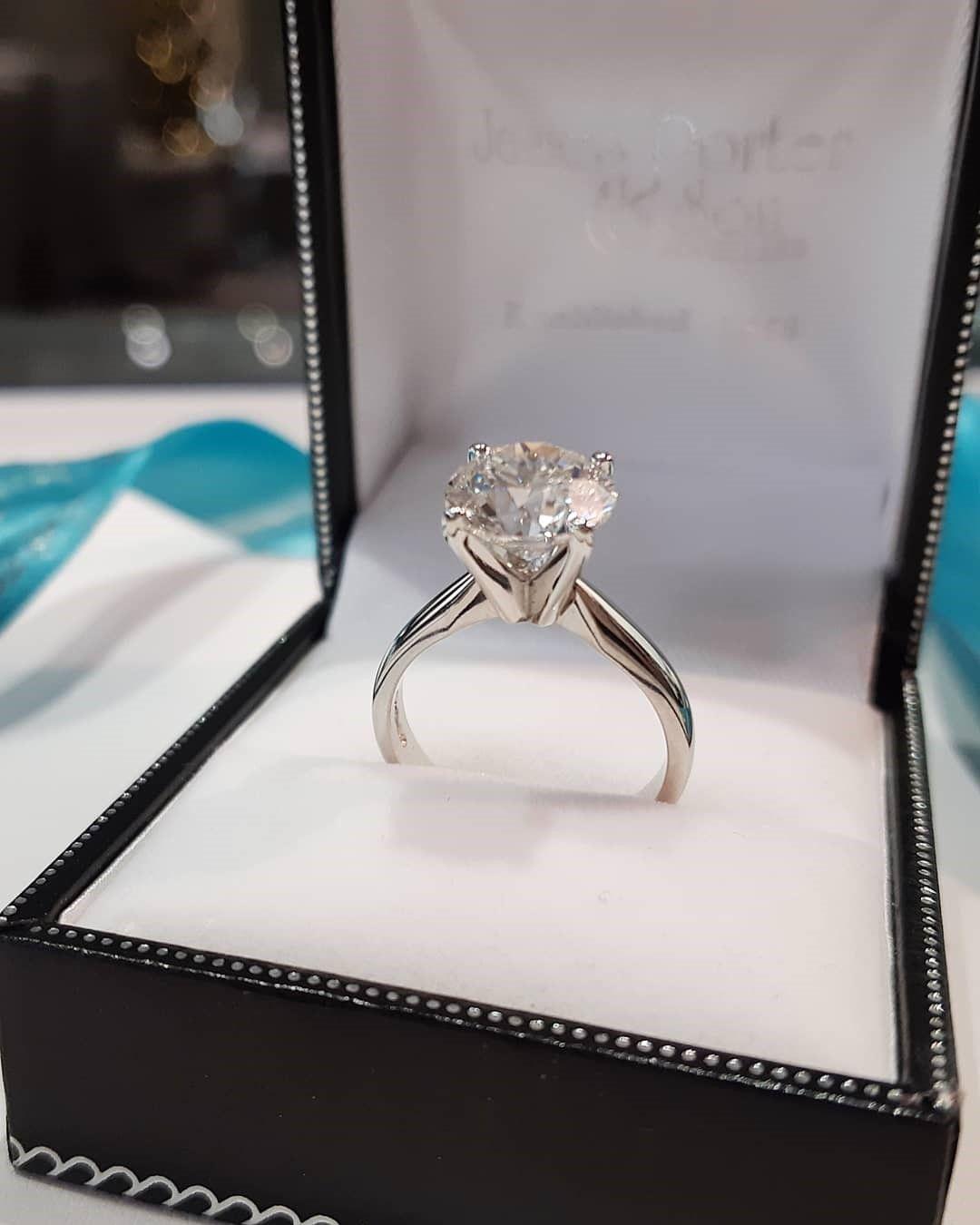 Pin On Diamond Engagement Rings