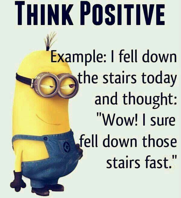 Falling Down Stairs Minions Funny Minions Quotes Funny Quotes