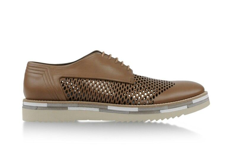 #Zapatos alberto-guardiani-brown-laced #Shoes...