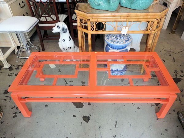 Fretwork Coffee Table.Lacquered Fretwork Coffee Table Circa Who Furniture New Arrivals