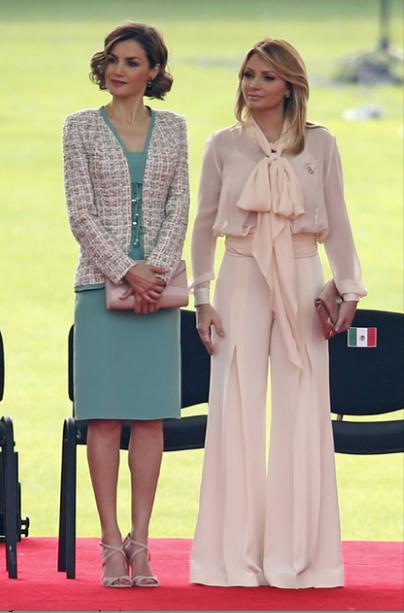 Reines & Princesses: Voyage d'état au Mexique - 1er jour