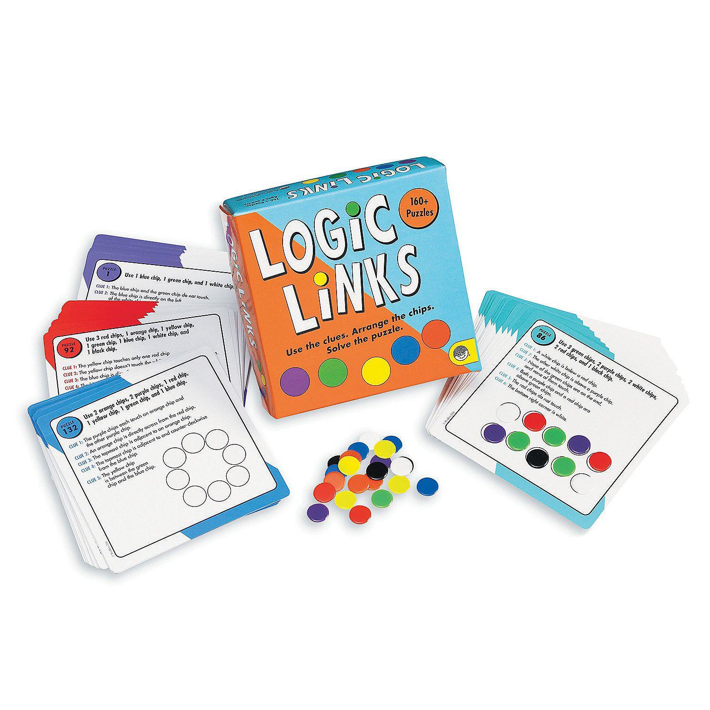Logic Links Puzzle Box Mindware