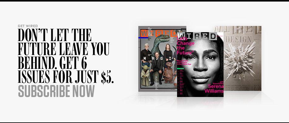 WIRED Magazine Subscription | A Wish List | Pinterest