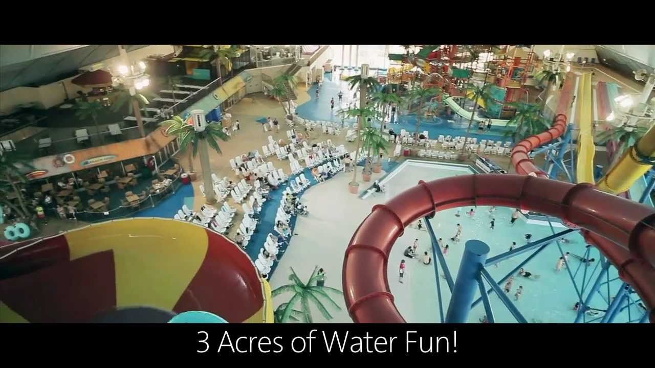 Fallsview Indoor Waterpark Falls Avenue Resort Niagara Falls