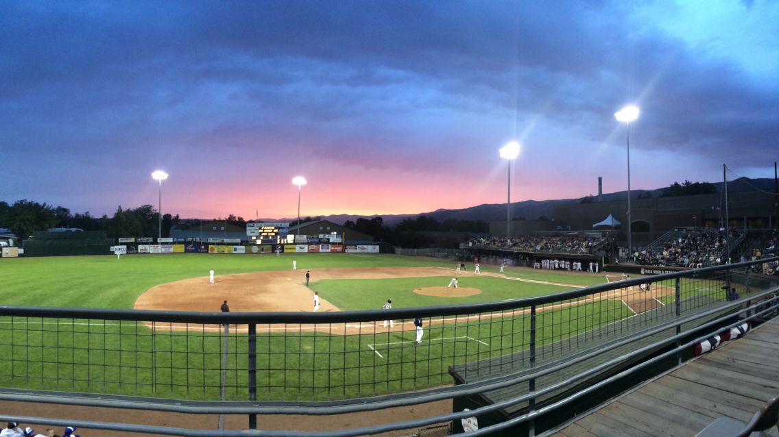 Doesnt get much better than the naia world series in