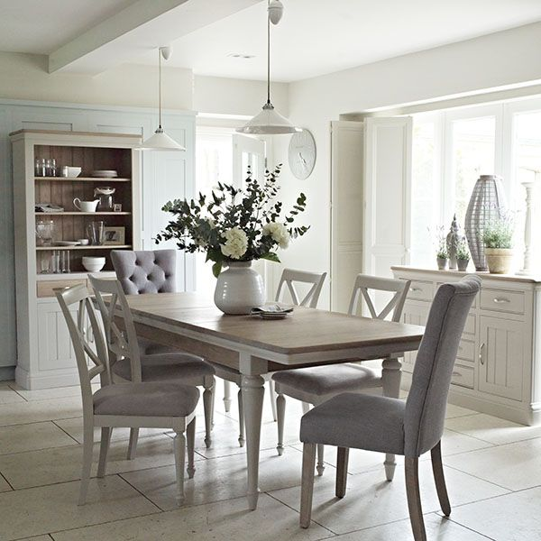 Old Country Dining Room Tables: Barker And Stonehouse Bambury