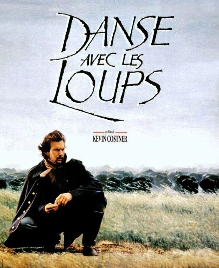Danse Avec Les Loups Film : danse, loups, Danse, Loups, Loups,, Film,, Livre
