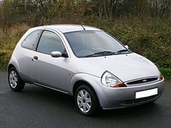 Ford Ka Wikipedia The Free Encyclopedia Best First Car Ford