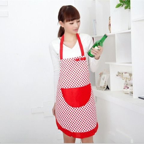 Bow knot Cooking Apron