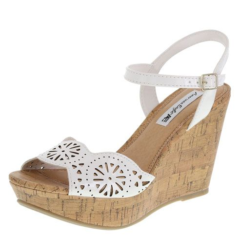 900fec9d6a71 Womens American Eagle Women s Nicole Chopout High-Wedge Sling ...