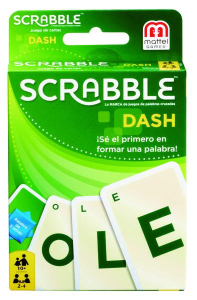 Scrabble Juego De Cartas Superventas El Famoso Juego De Fichas