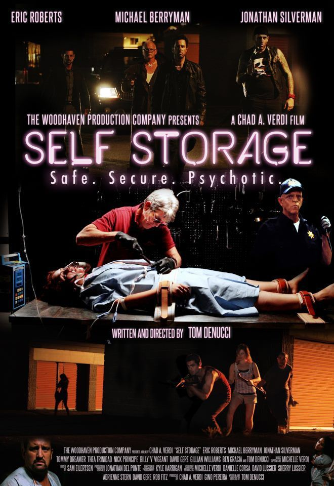 Made 90% Of This Movie Right Here At The Self Storage Center Of East  Greenwich, RI...scary!!!