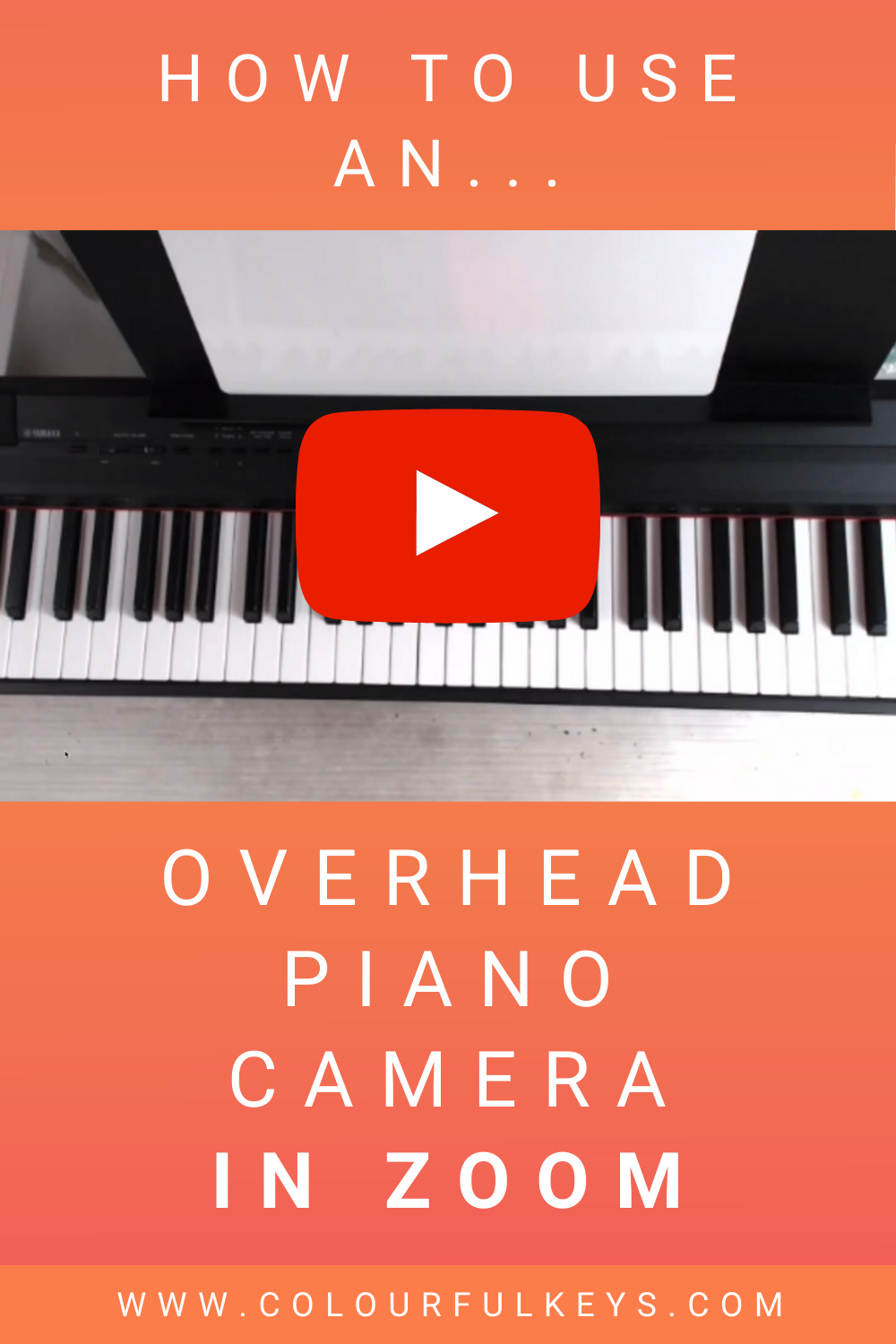 Pin on Online piano lessons