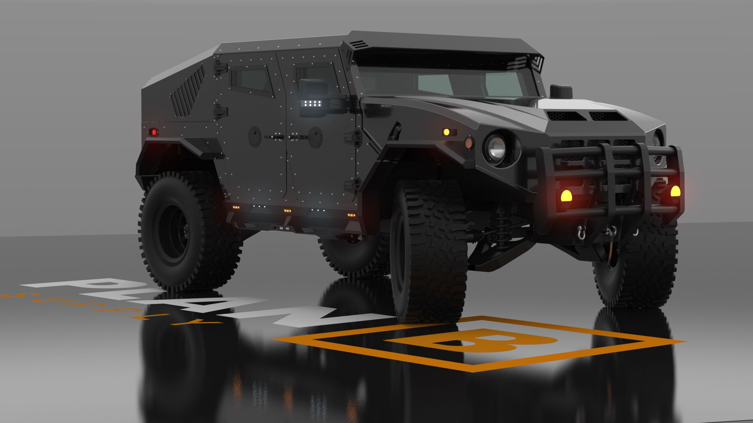 New Hummer H1 Alpha Duramax 2019 2020 model Concept being