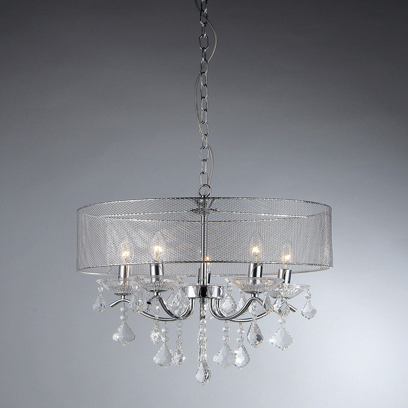 warehouse of tiffany chandelier. Raw, Industrial Design Meets Glamorous Sparkle In This Warehouse Of Tiffany Chandelier Ceiling Lights \u2013 Silver. Combining Chrome Construction With Beautiful O