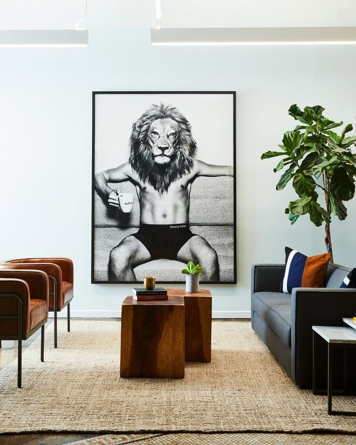 Office Tour: Tommy John Offices – New York City