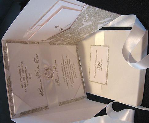 invitaciones de boda elegantes modelos de ms tendencia wedding cardsfancy wedding invitationswedding - Elegant Wedding Invitations With Crystals