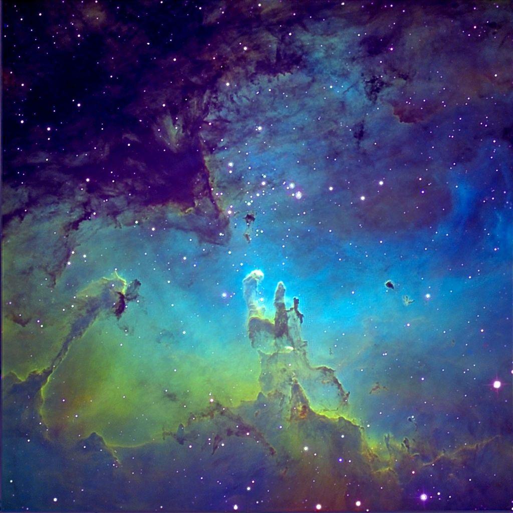 Wallpaper iphone air - Fantasy Space Sky Ipad Air Wallpaper