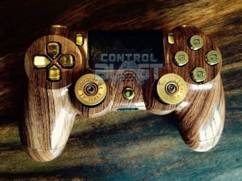 Pin by Gabriel McCoy on Custom Controllers | Ps4, Bullet