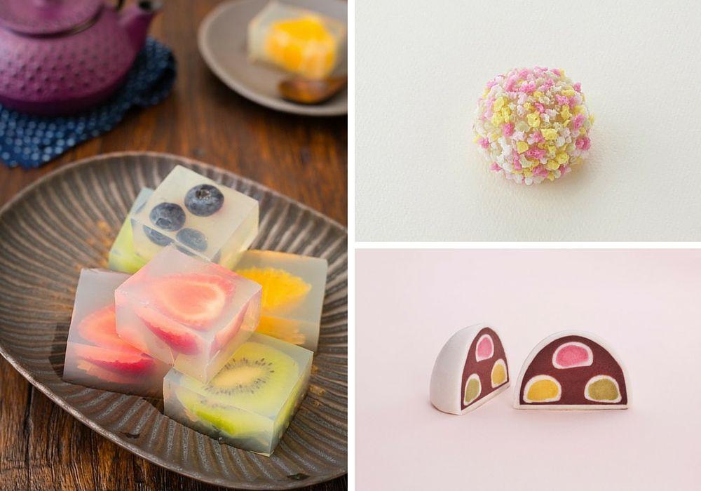 A Defaut D Etre Une Nouveaute Le Raindrop Cake Donnera Peut Etre Envie A L Occident De Decouvrir La Mignonnerie Des Patisseries Japonai Patisserie Japonaise Japon Et Cake