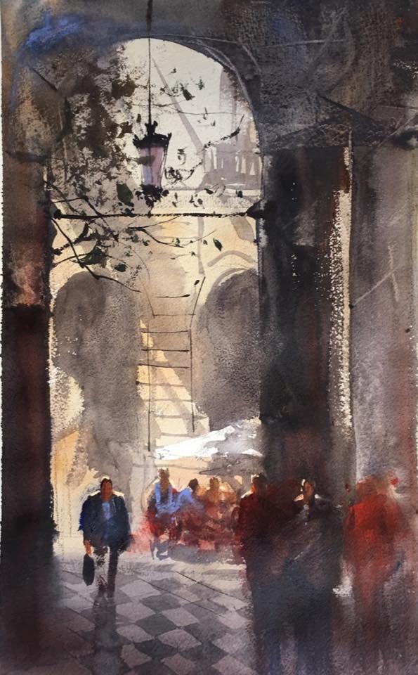 Alvaro castagnet watercolor art pinterest watercolor for Watercolor art prints for sale