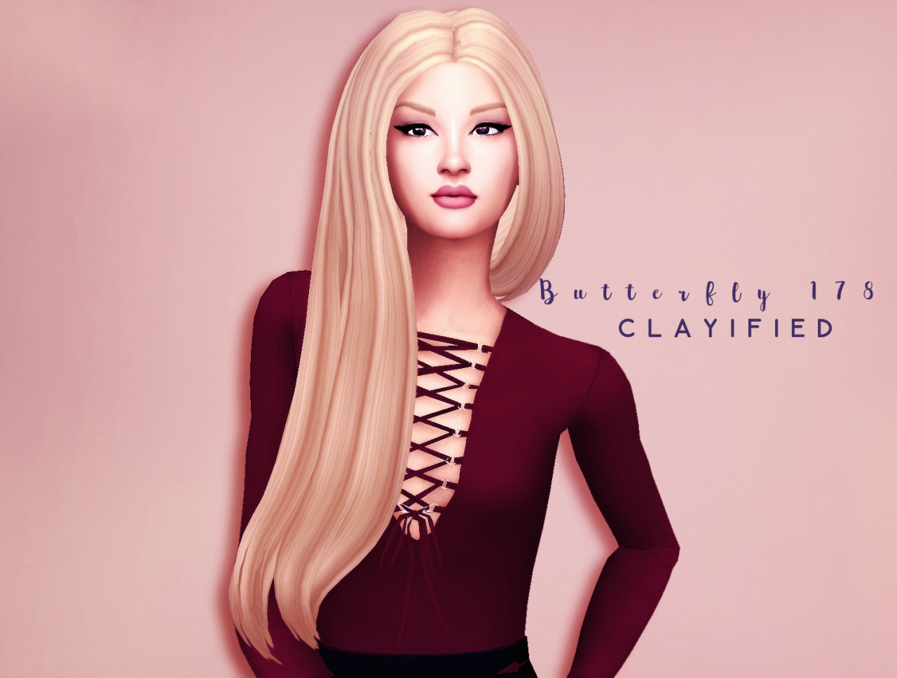 Lana CC Finds - prados-sims: @hallowsimss Butterfly 178 ...