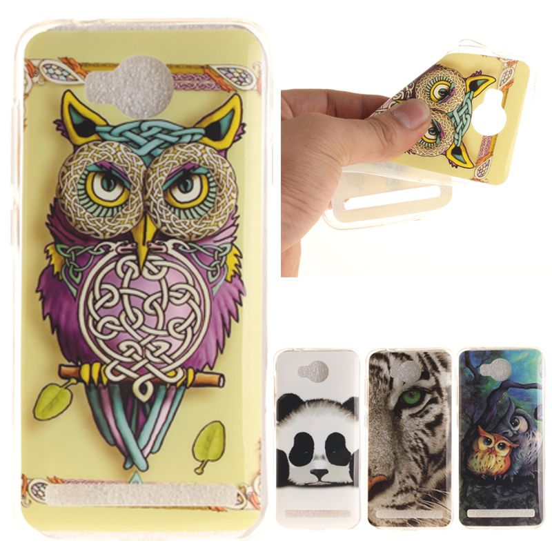 various colors f2982 ae4dd Luxury Gel Soft TPU Colorful Painted Phone Skin For Fundas Huawei Y3 ...
