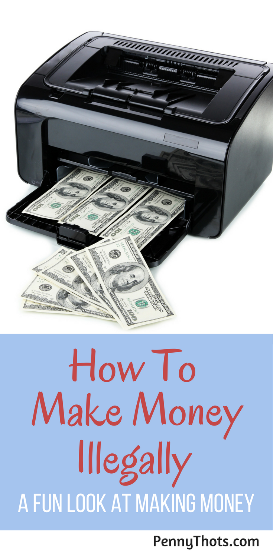 How To Make Money Illegally On Dark Web