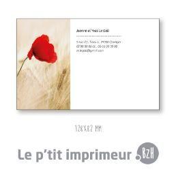 Carte De Visite Le Faouet