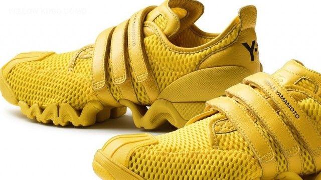 Le scarpe di Y-3
