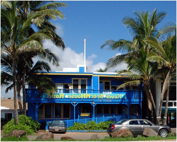Awesome Best Of Kauai Beach House Hostel