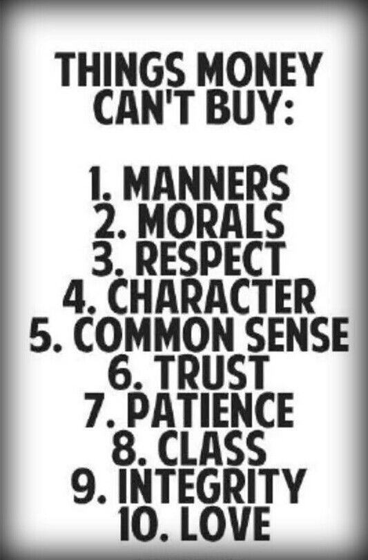 $$ Somethings are priceless