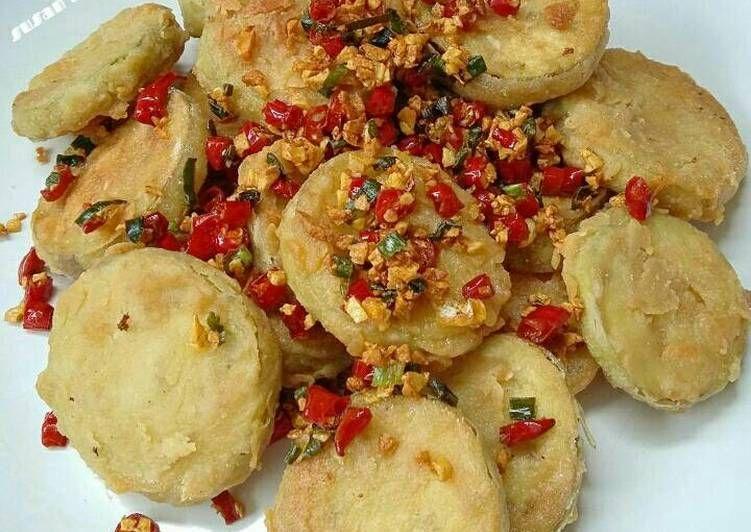 Resep Terong Cabe Garam Oleh Susan Mellyani Resep Memasak Resep Resep Masakan