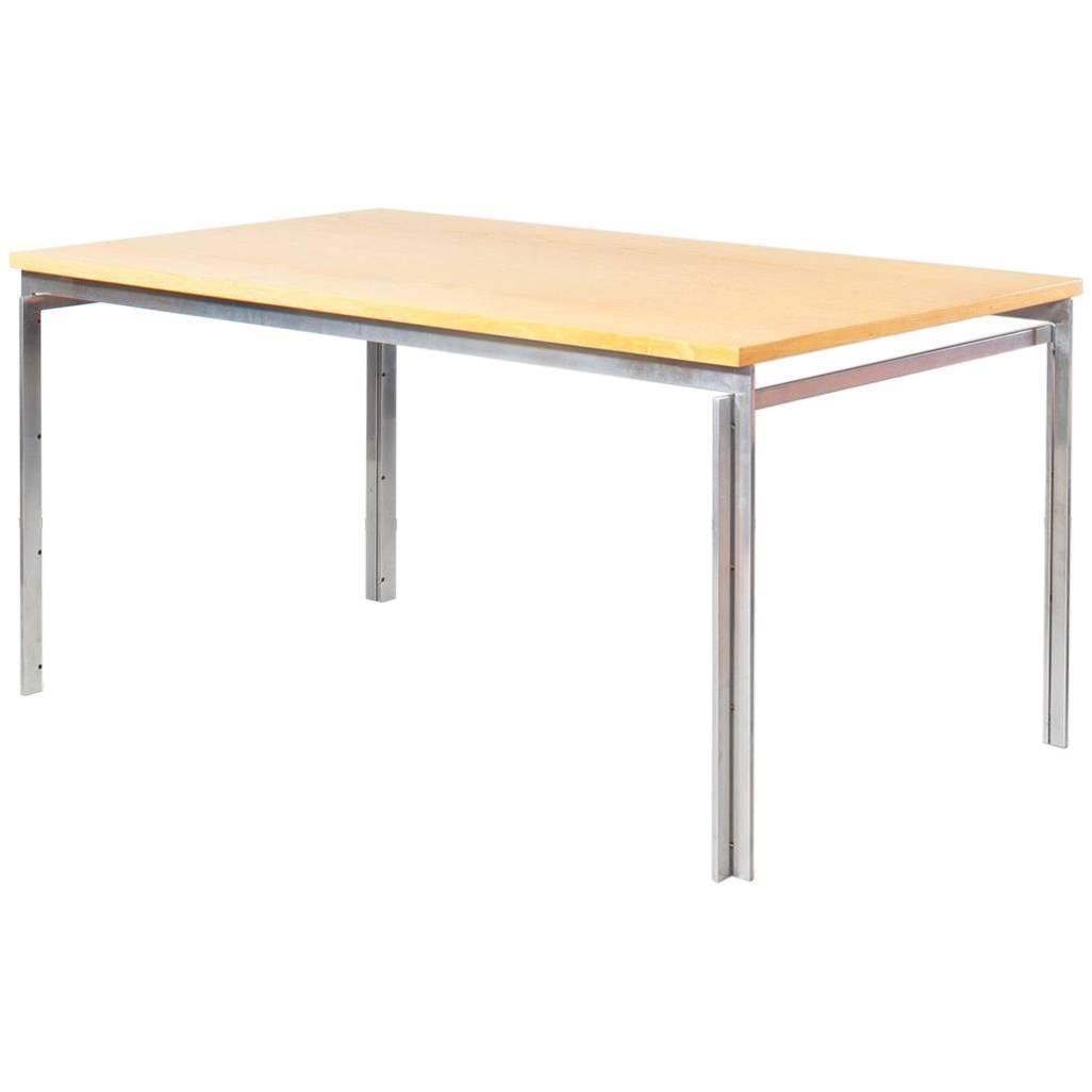 Poul Kjaerholm Pk53 Table Work Desk Ash E Kold Christensen Denmark See More