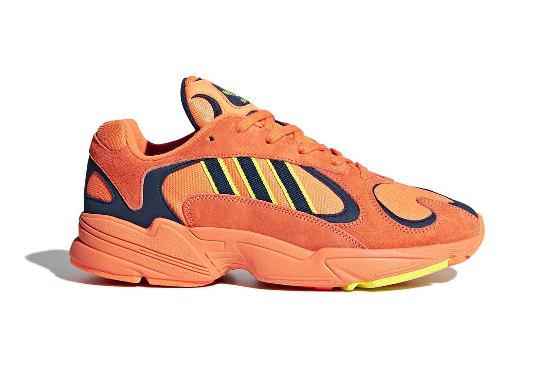 138d61e1463 adidas Originals Yung 1 Orange Release Info Black YEEZY 700 Wave Runner