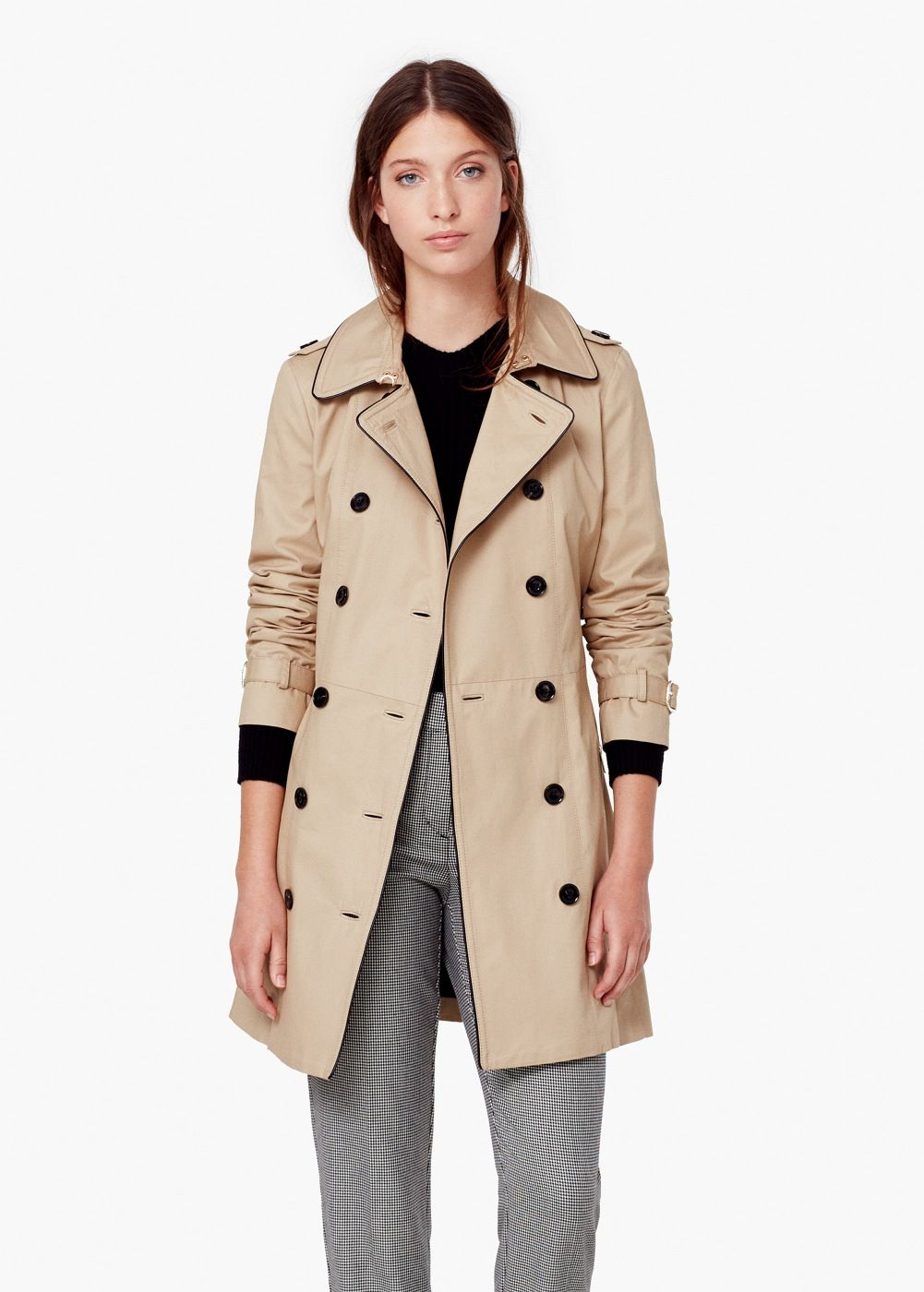 Trench coton - Femme   Wish list   Pinterest   Vetements, Vêtements ... 7ad936c13997