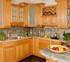Kitchen Colors That Go With Golden Maple Cabinets Google Search Tuscan Kitchen Kitchen Colors Maple Cabinets