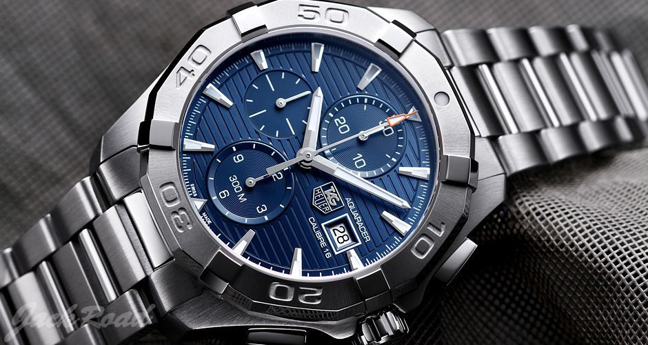 competitive price ee60e 48103 TAG HEUER Aquaracer Chronograph / Ref.CAY2112.BA0925 ...