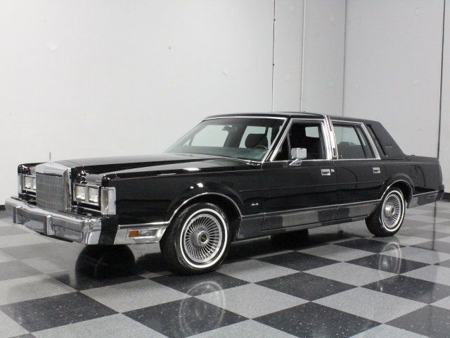 1988 Lincoln Town Car American Cars Pinterest Cars Lincoln